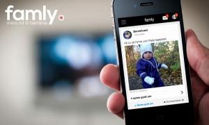 Famly og Facebook
